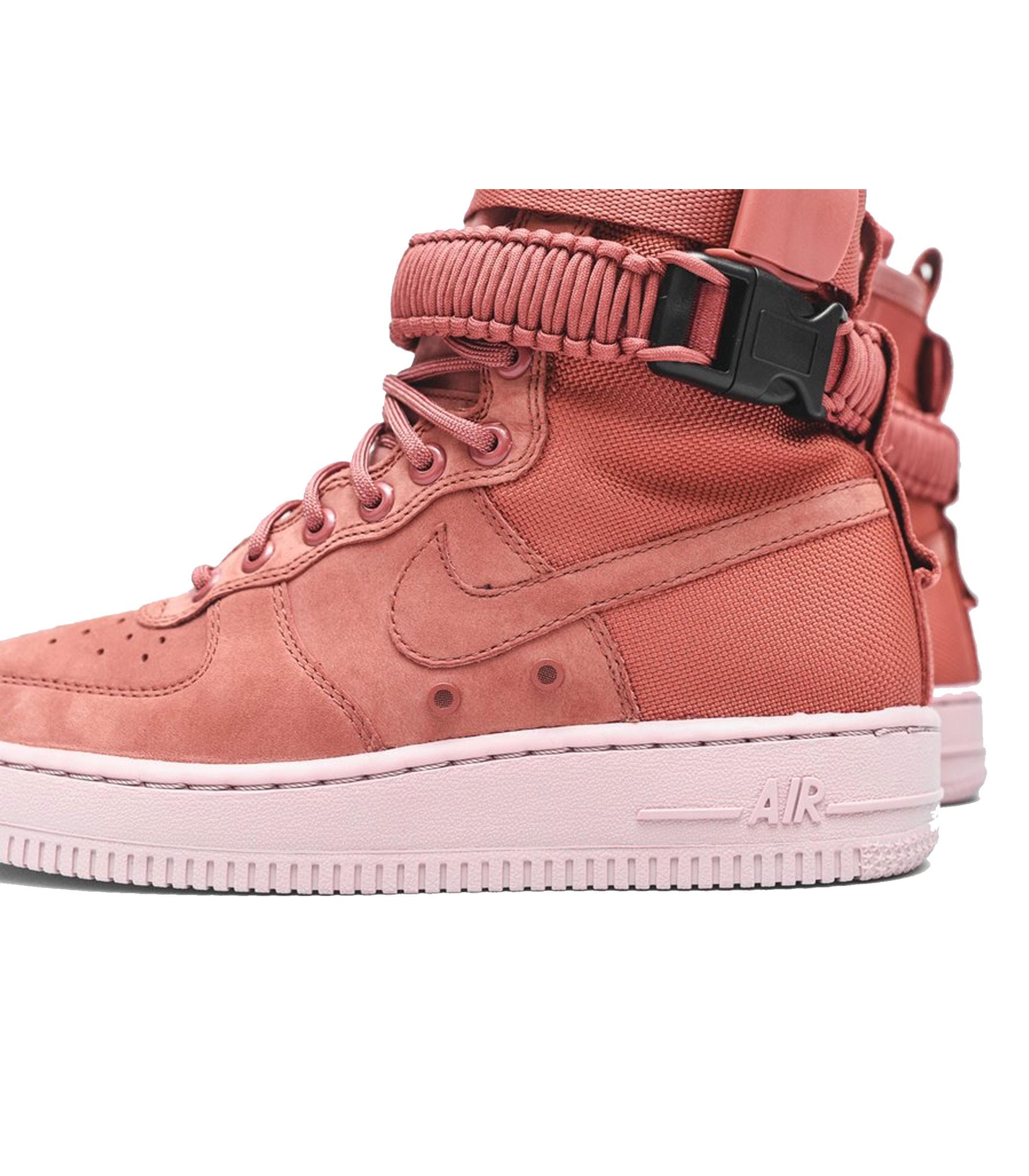 fa95cf4f4563 ... Scarpe Nike SF Air Force 1 Dusty Peach ...