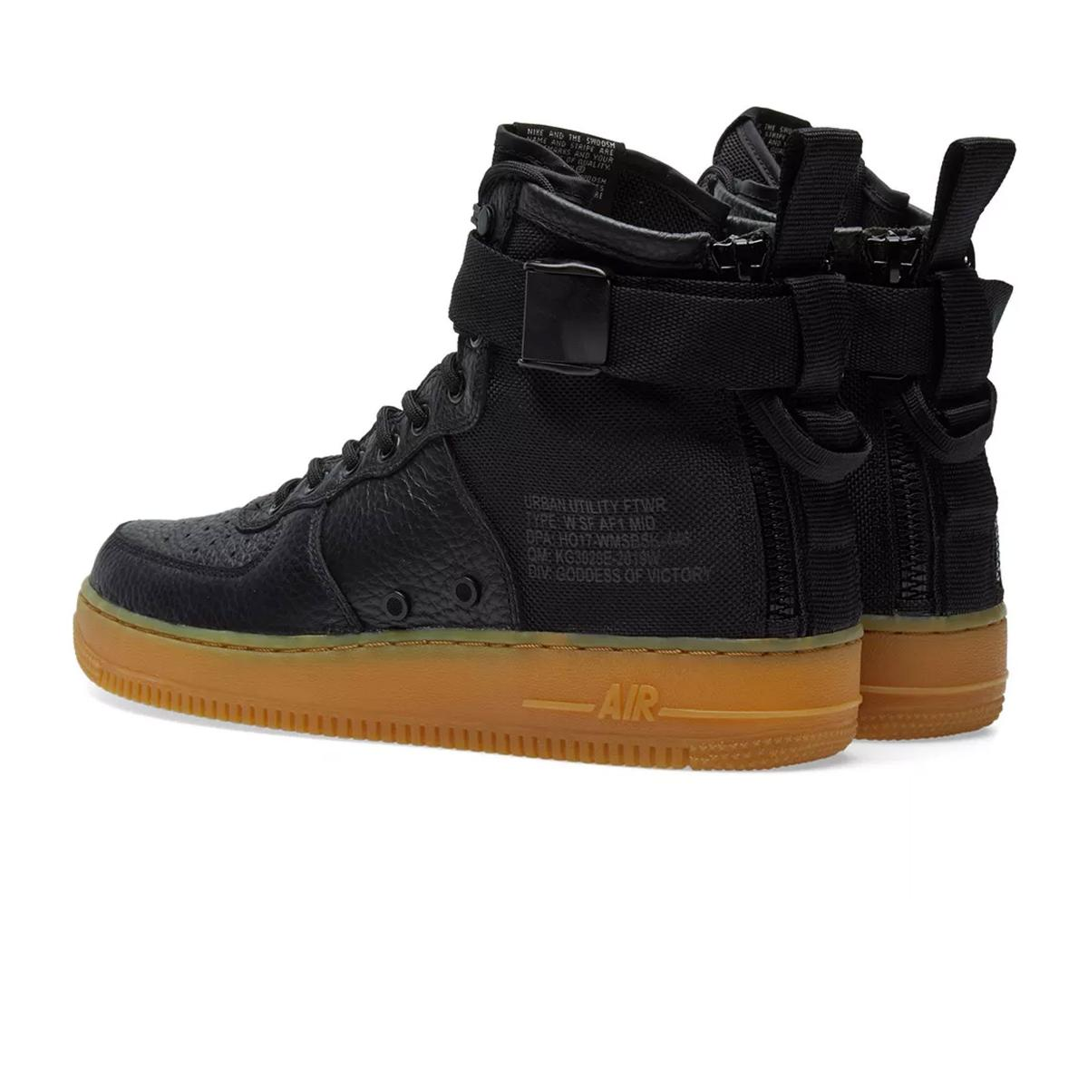 Scarpe Scarponcini Nike SF Air Force 1 MID - Donna AA3966-002
