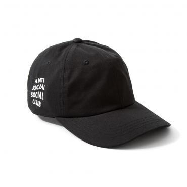 """Cappello con visiera Anti Social Social Club """"WEIRD CAP"""""""