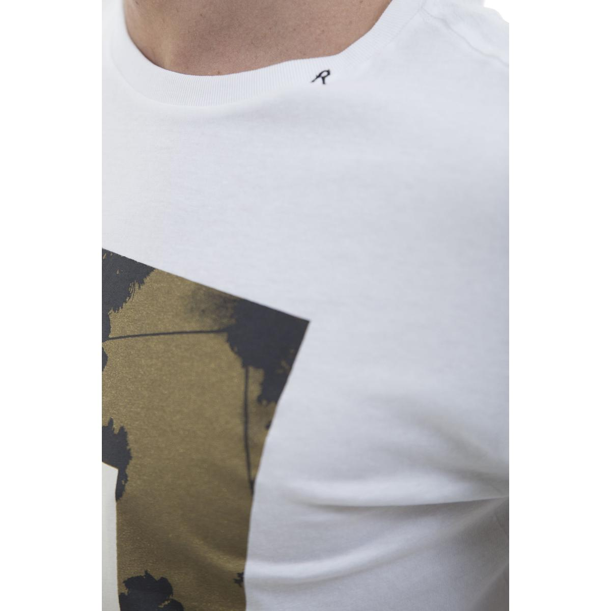 "T-shirt Replay con stampa ""LA"" - uomo"