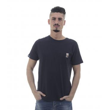 "T-shirt ""Outfit"" con taschino - uomo"