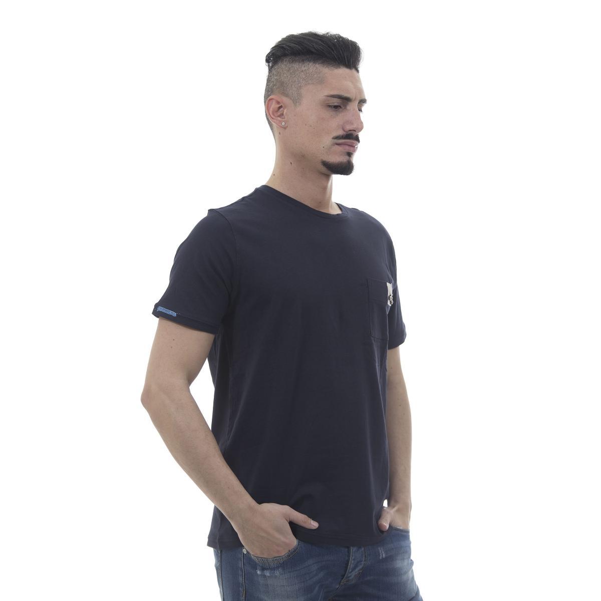 """T-shirt """"Outfit"""" con taschino e bike - uomo"""