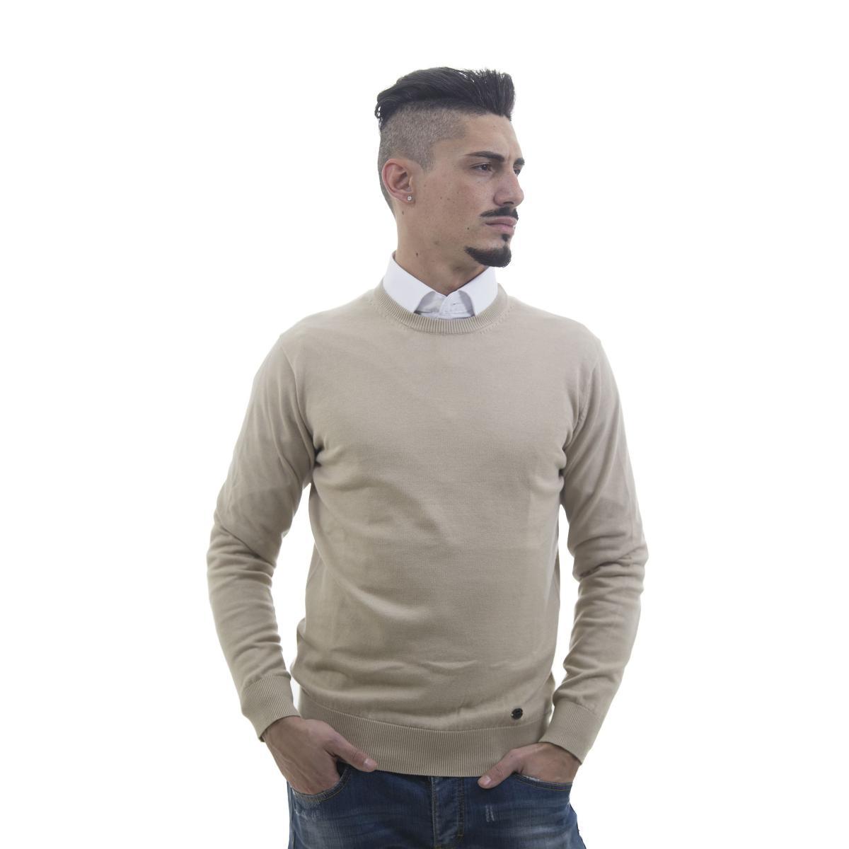"""Maglioncino """"Outfit"""" primaverile girocollo - uomo"""
