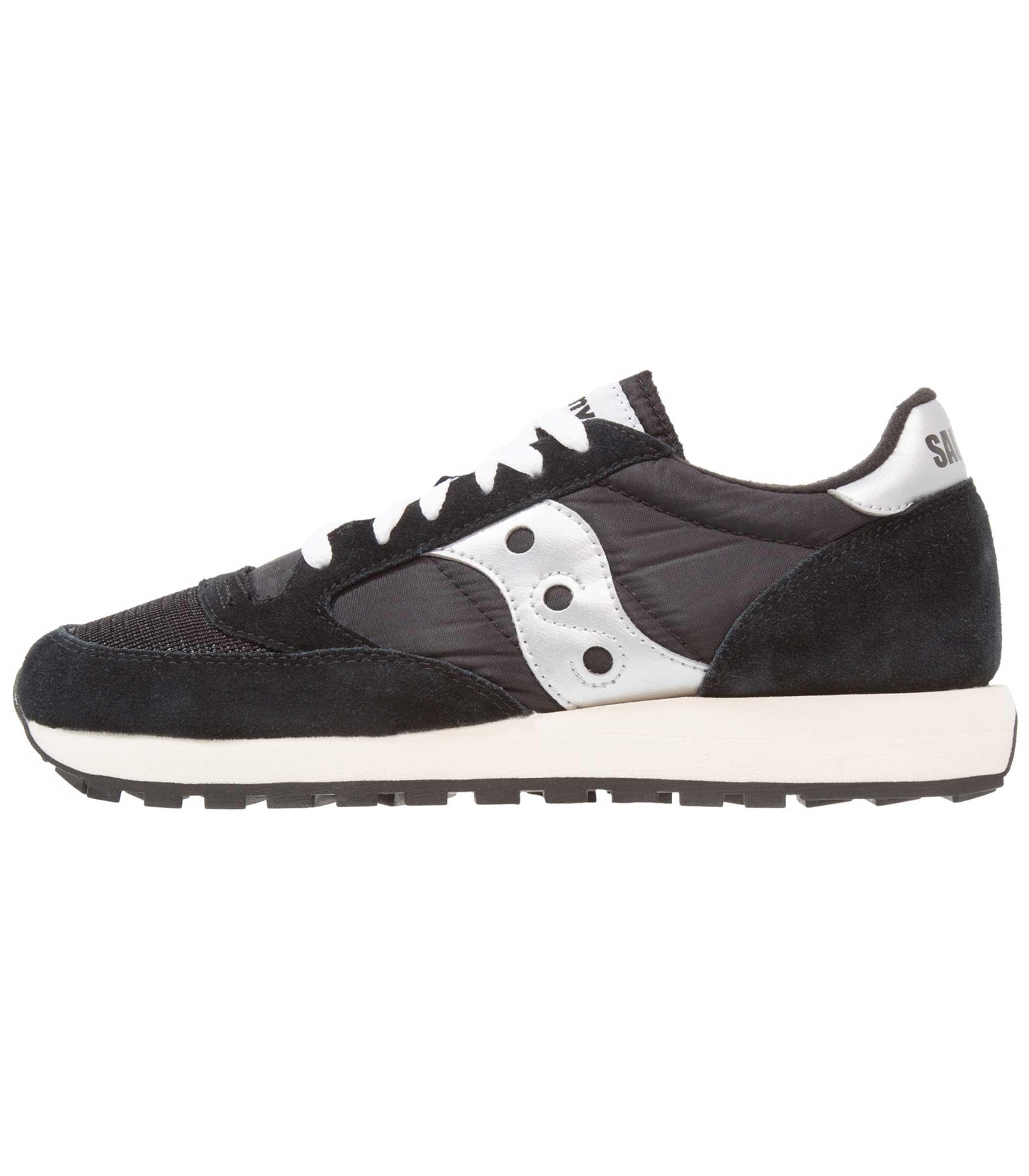 Scarpe Sneakers Running Saucony Jazz Original Vintage Nero Black Rif. S7036810