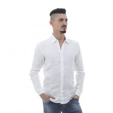 Camicia in puro lino - uomo rif. NS7231