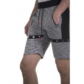 Pantatuta shorts da uomo con banda laterale -rif.F19116