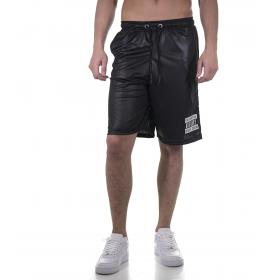 "Bermuda shorts uomo""Parental Advisory Explicit Content"" originale - rif.AD920U"