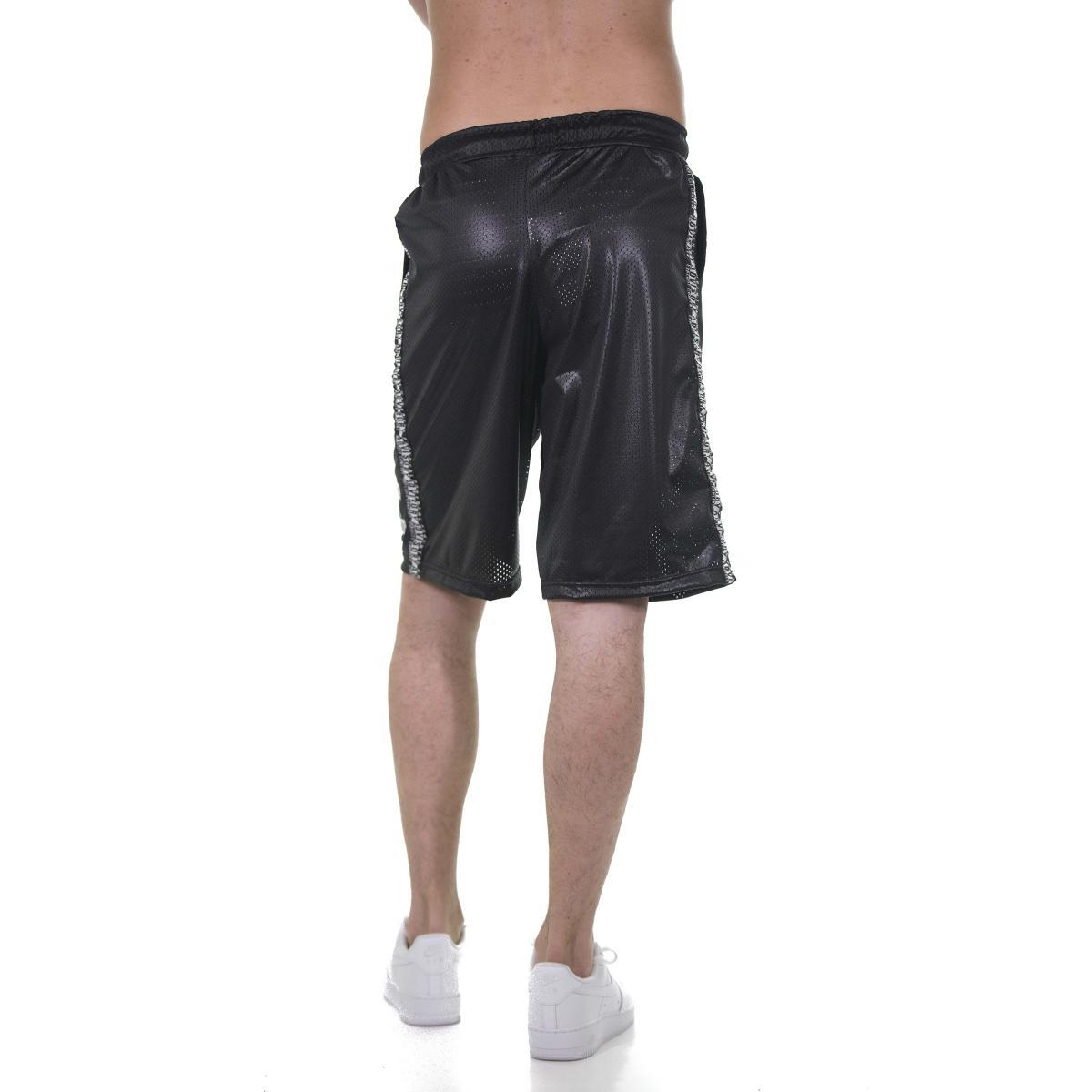 """Bermuda shorts uomo""""Parental Advisory Explicit Content"""" originale - rif.AD920U"""