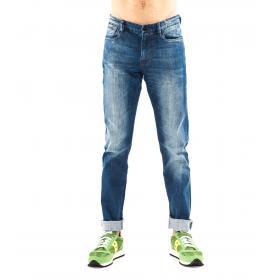 "Pantalone jeans ""DATCH"" da uomo cinque tasche"