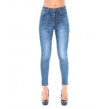 Pantaloni Jeans da donna 5 tasche
