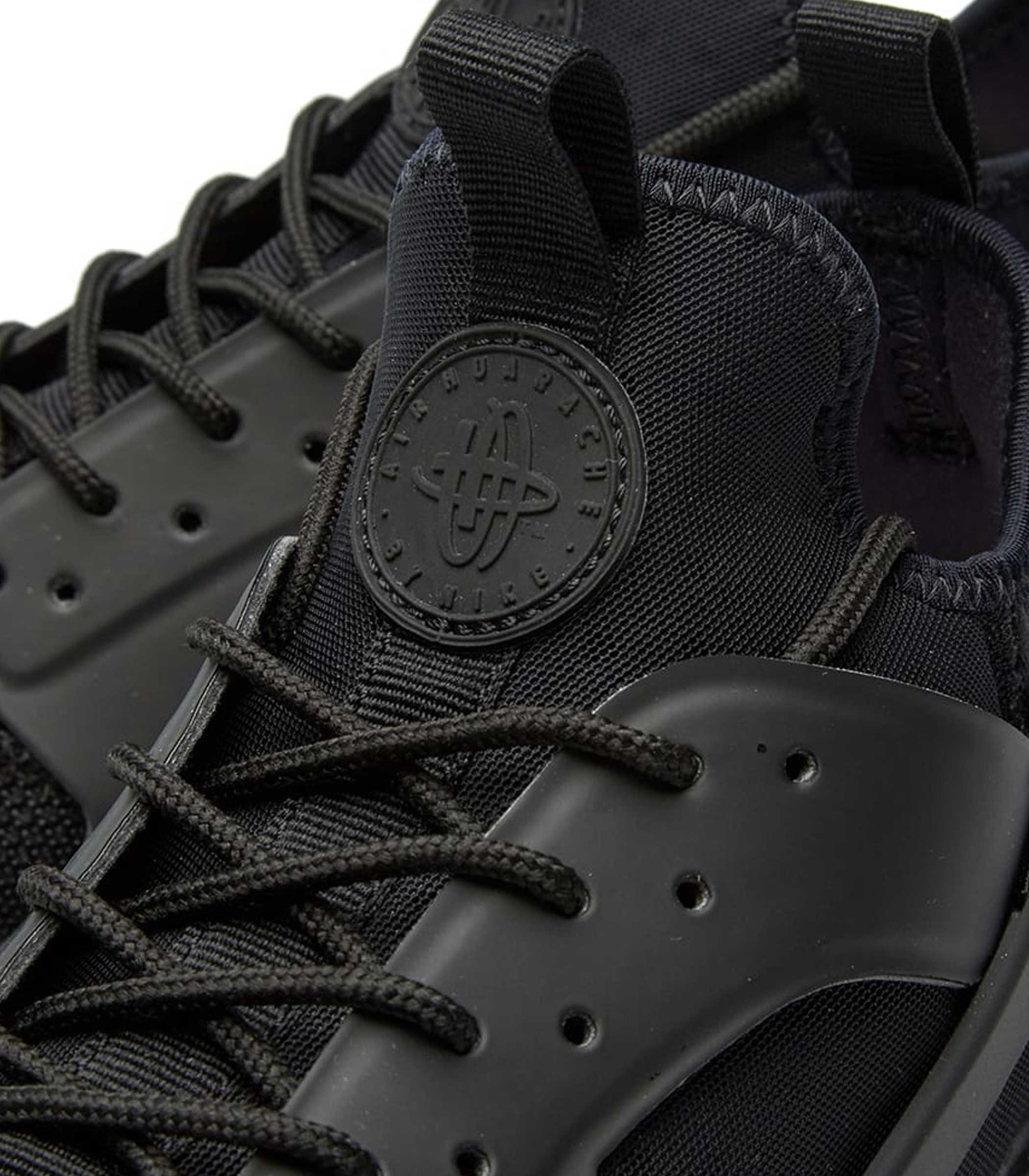finest selection 0d19b f22d2 ... Scarpe Nike Air Huarache Run Ultra Nero Uomo 819685-002 ...