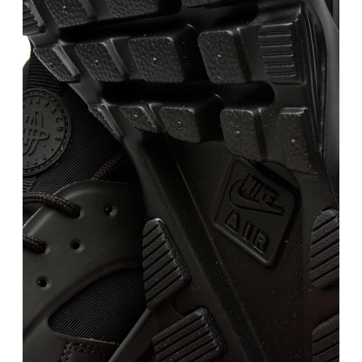 Scarpe Nike Air Huarache Run Ultra Nero Uomo 819685-002