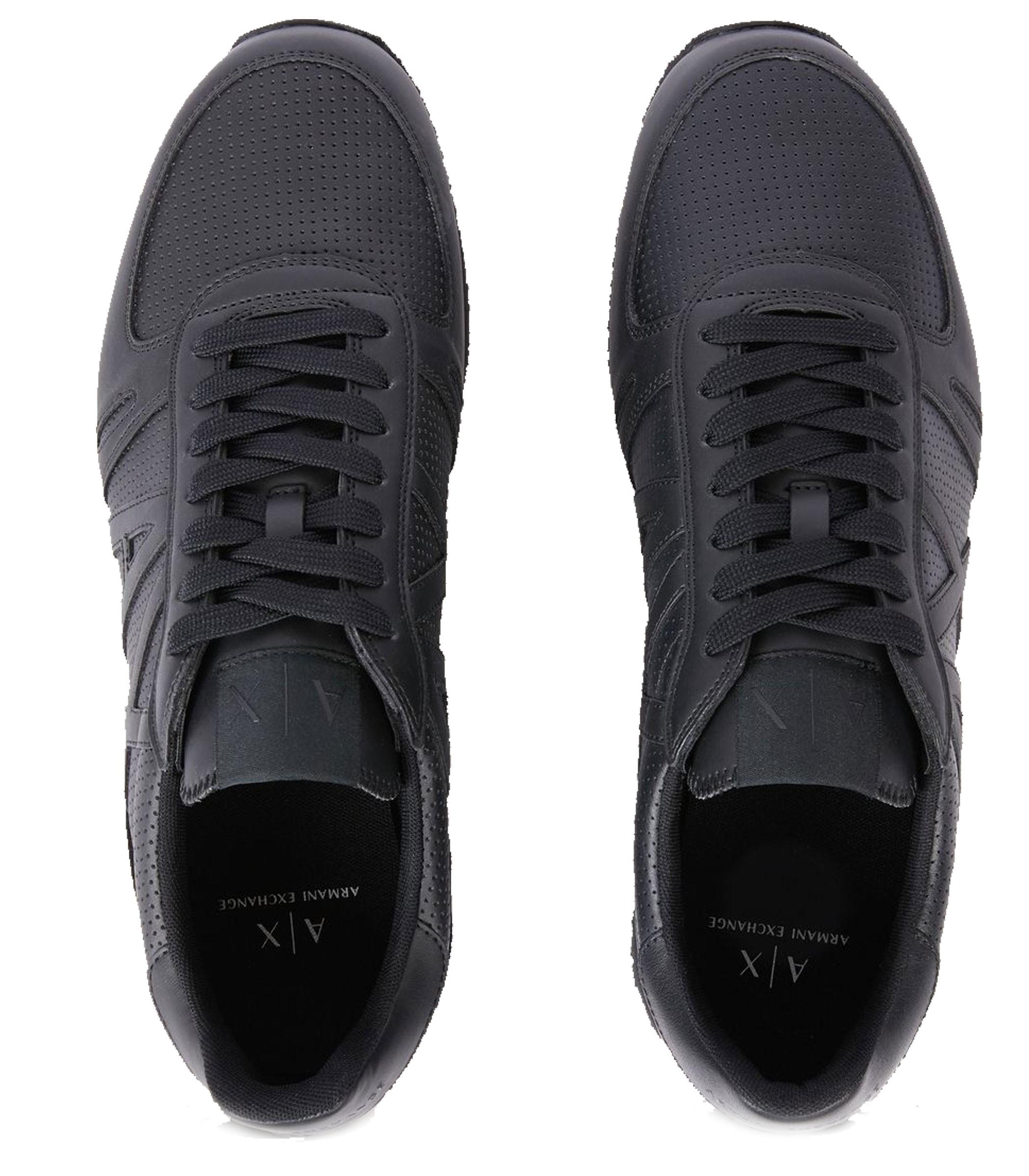 Xux017 Da Nero Colore ModExchange Scarpe Uomo Armani Sneakers lF1cKJ