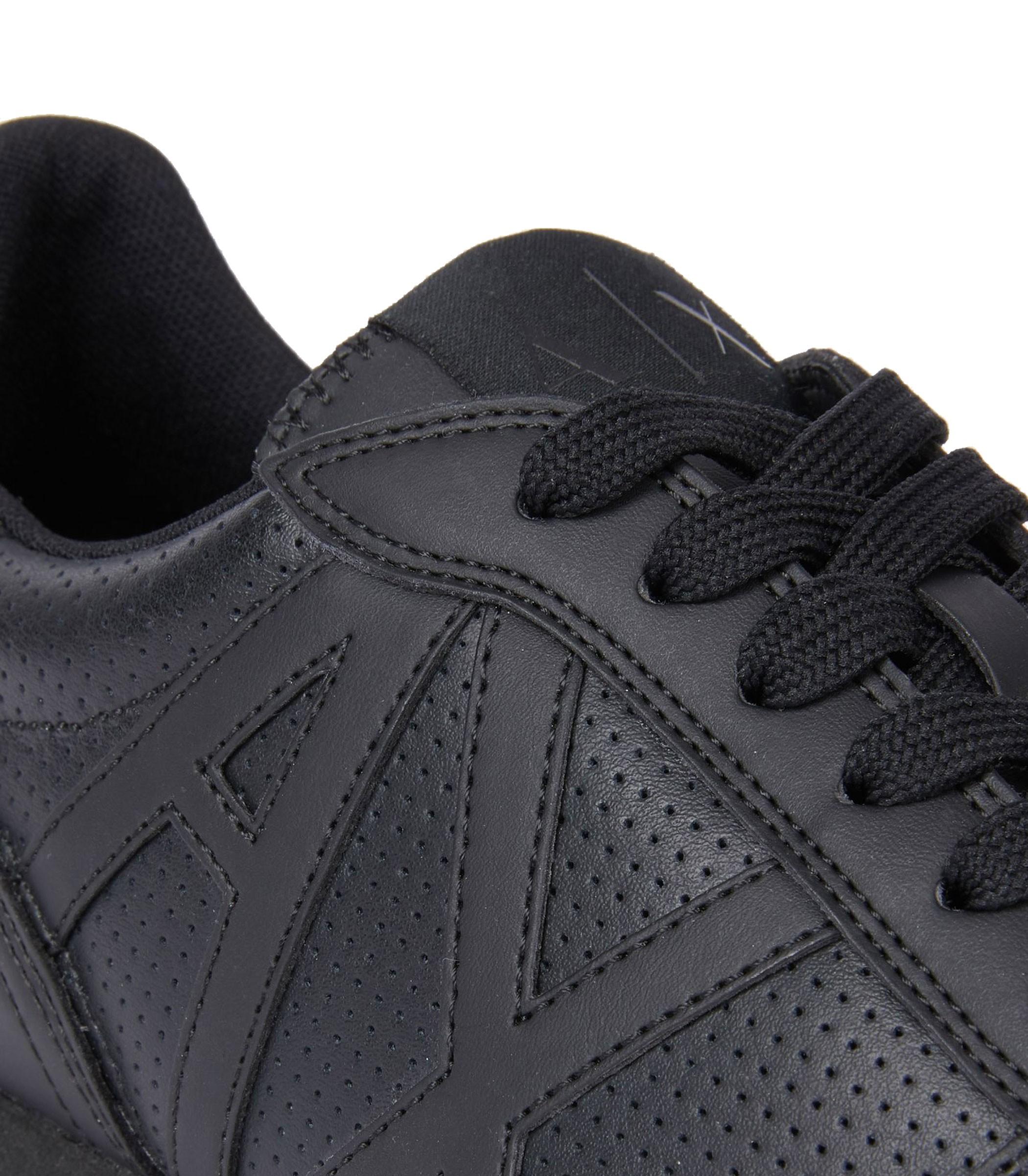 Scarpe da uomo sneakers Armani Mod. Exchange colore Nero XUX017 ... 3d3bd655bef