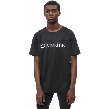 T-shirt Coolcore con logo Calvin Klein da uomo Rif. 00GMF8K151