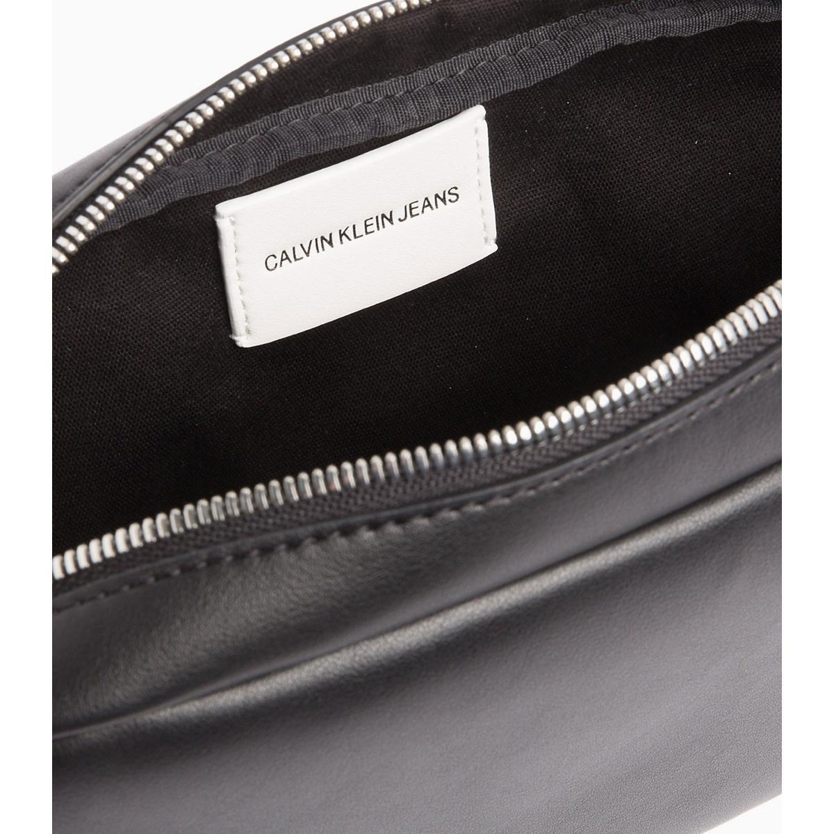Beauty case Pochette unisex Calvin Klein Jeans in pelle rif.K40K400690