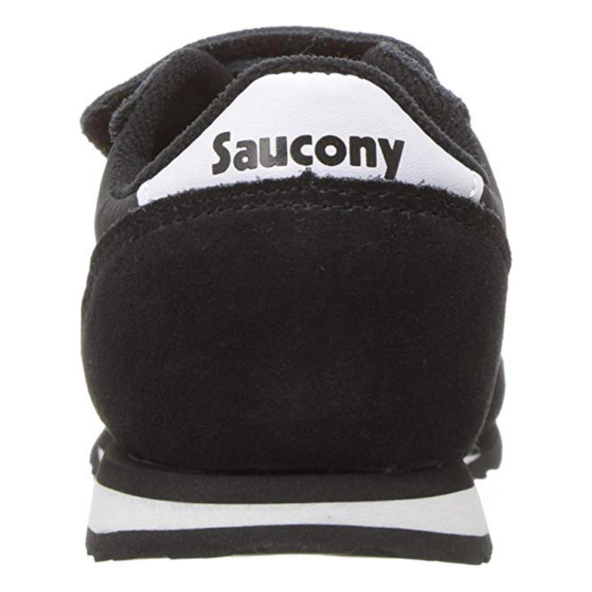 Scarpe Saucony Baby Jazz HL Black/white bambino unisex rif.SL260379