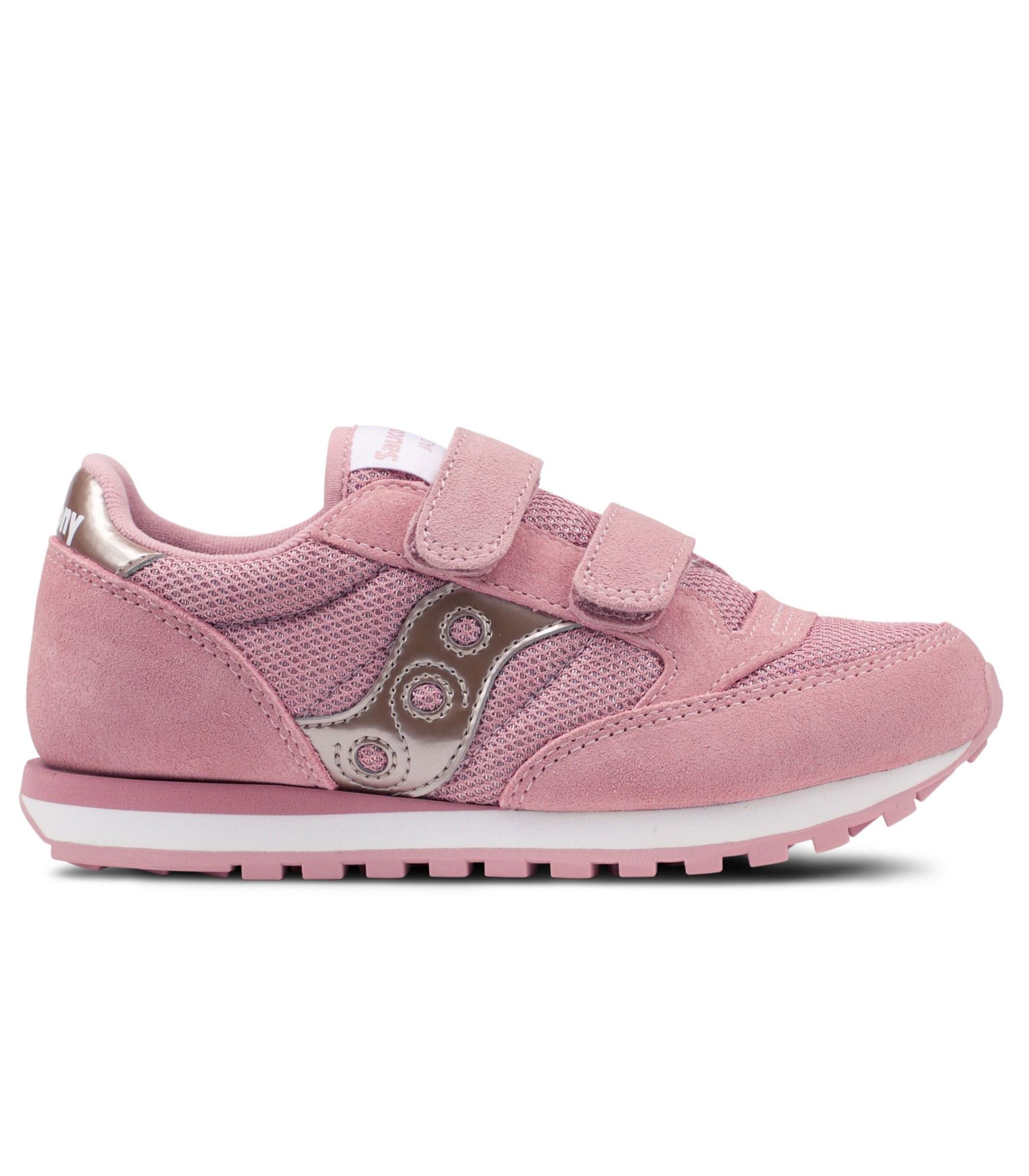 Scarpe Saucony Jazz Double HL Met Pink bimba Bambina Kids rif SK159625 07a3552da73