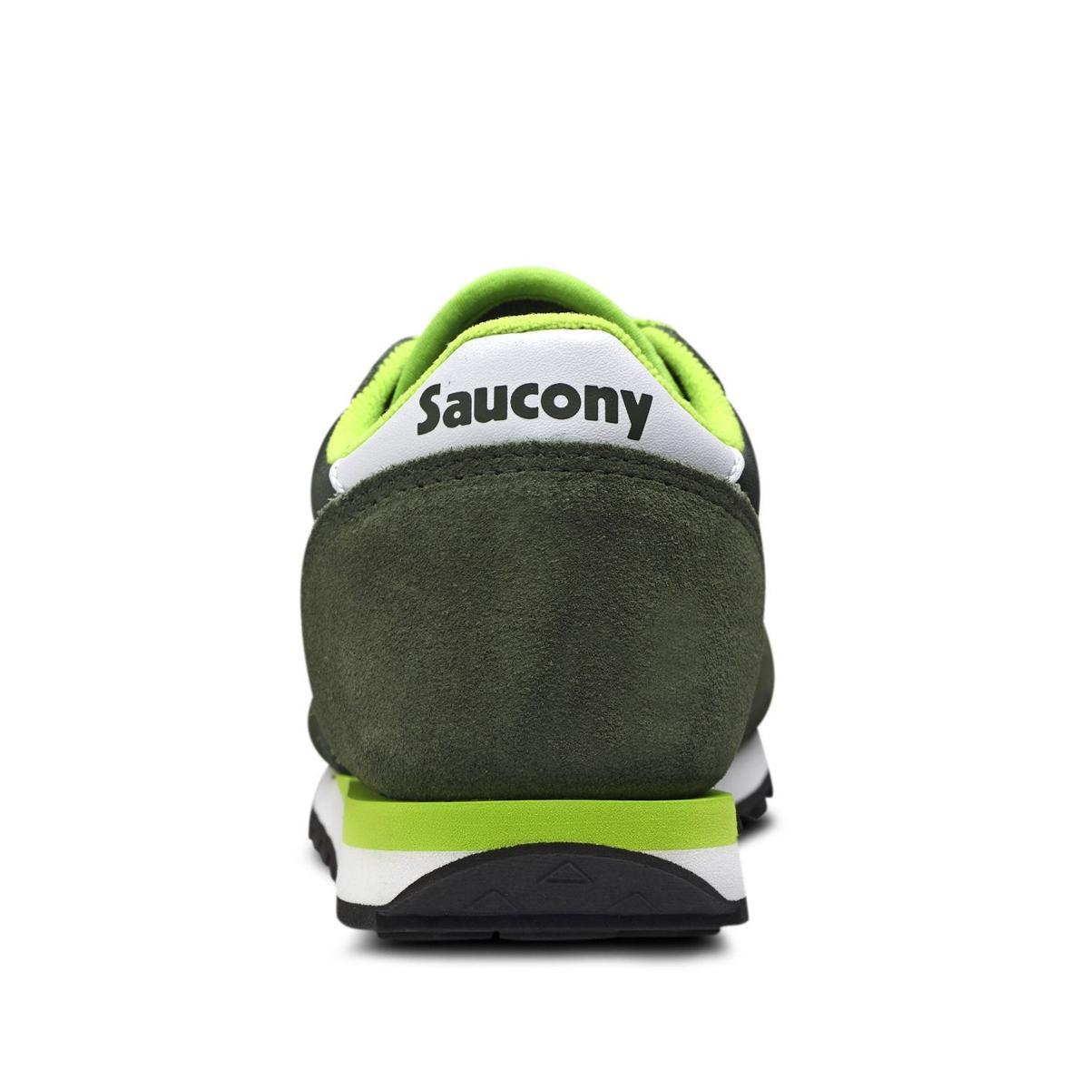 Scarpe Saucony Jazz Original Green/white Bambino Unisex rif. SK259605