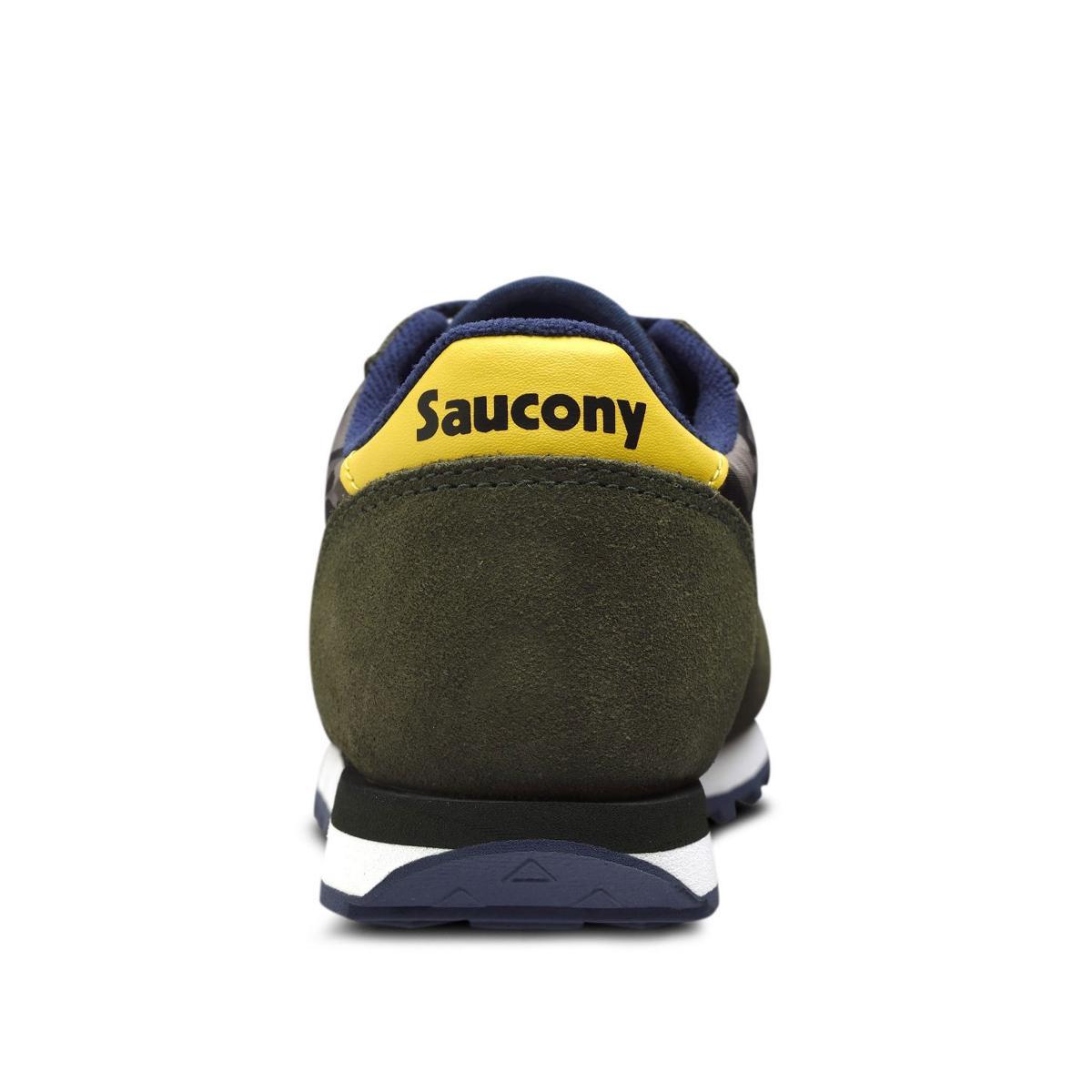 Scarpe Saucony Jazz Original Camouflage Unisex rif. SK259607Y