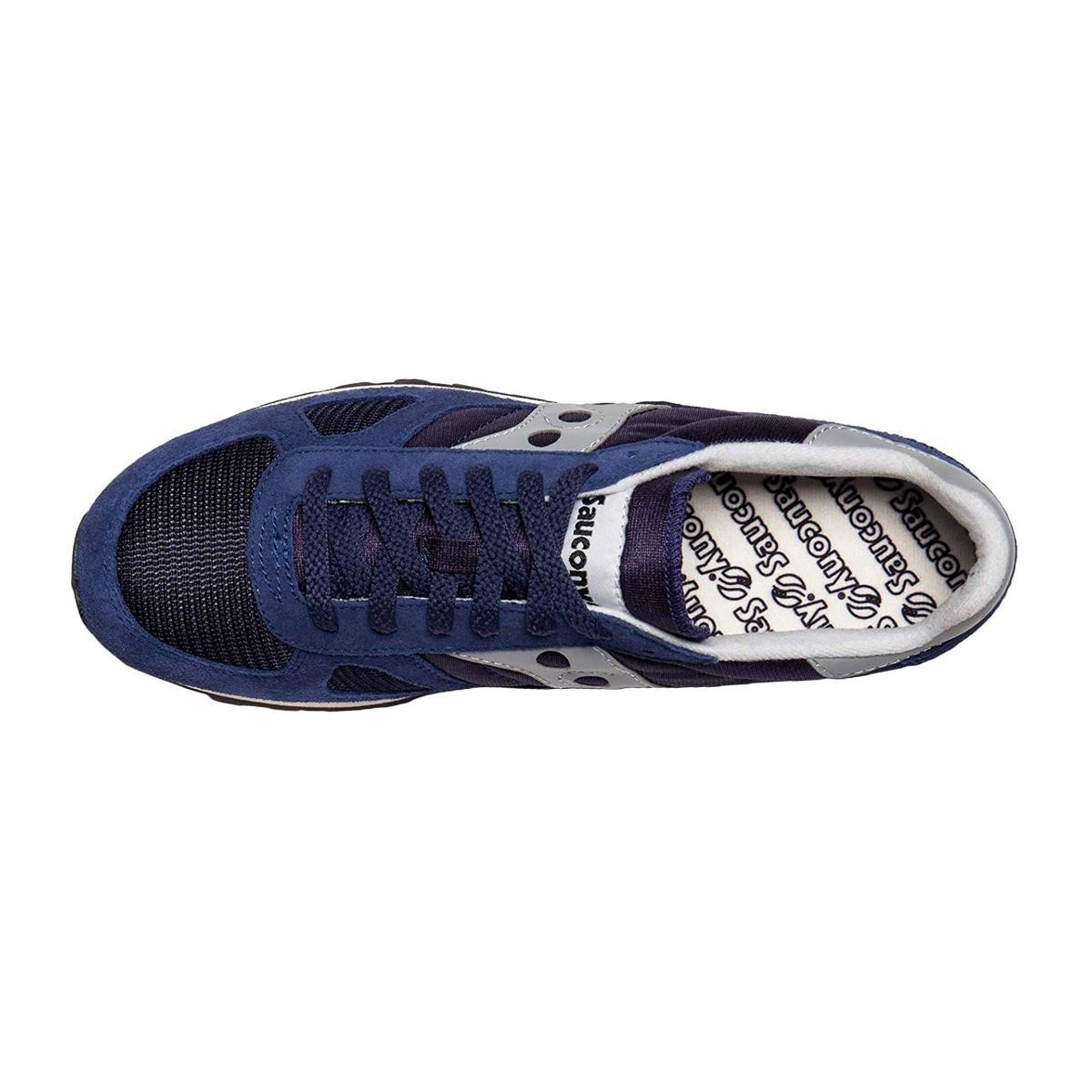 Scarpe Sneakers Saucony Shadow Original Vintage Uomo Rif. S70424-3
