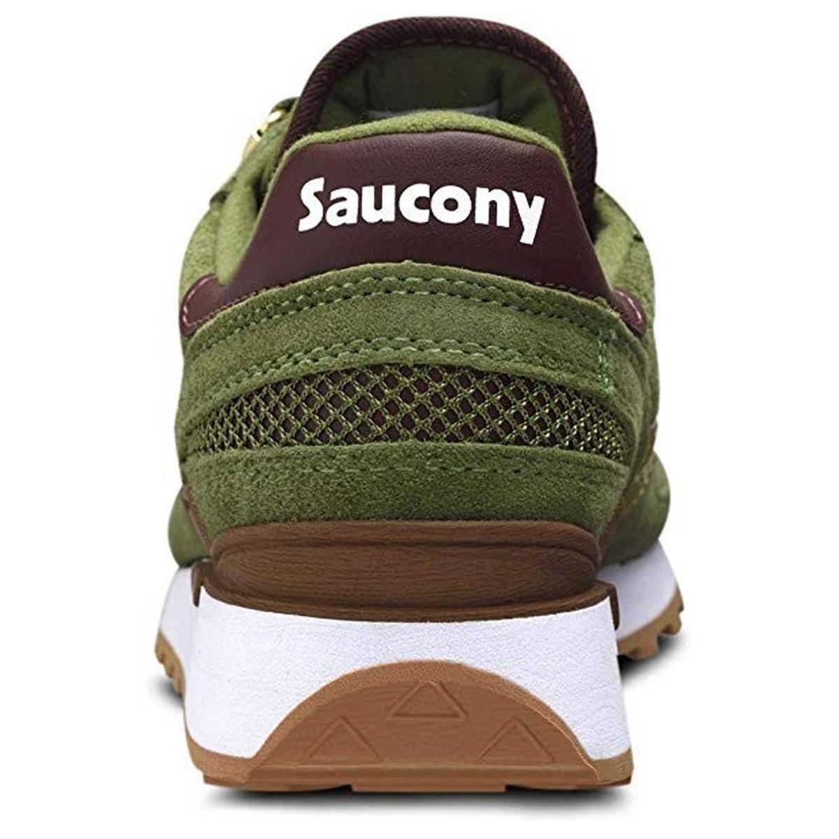 Scarpe Sneakers Saucony Shadow Original Limited Edition Uomo Rif. S70420-3