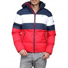 Giubbotto giacca rugby Tommy Hilfiger Jeans da uomo Rif. DM0DM05024
