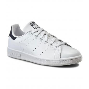 Scarpe Adidas Stan Smith da uomo bianco/blu Rif. M20325