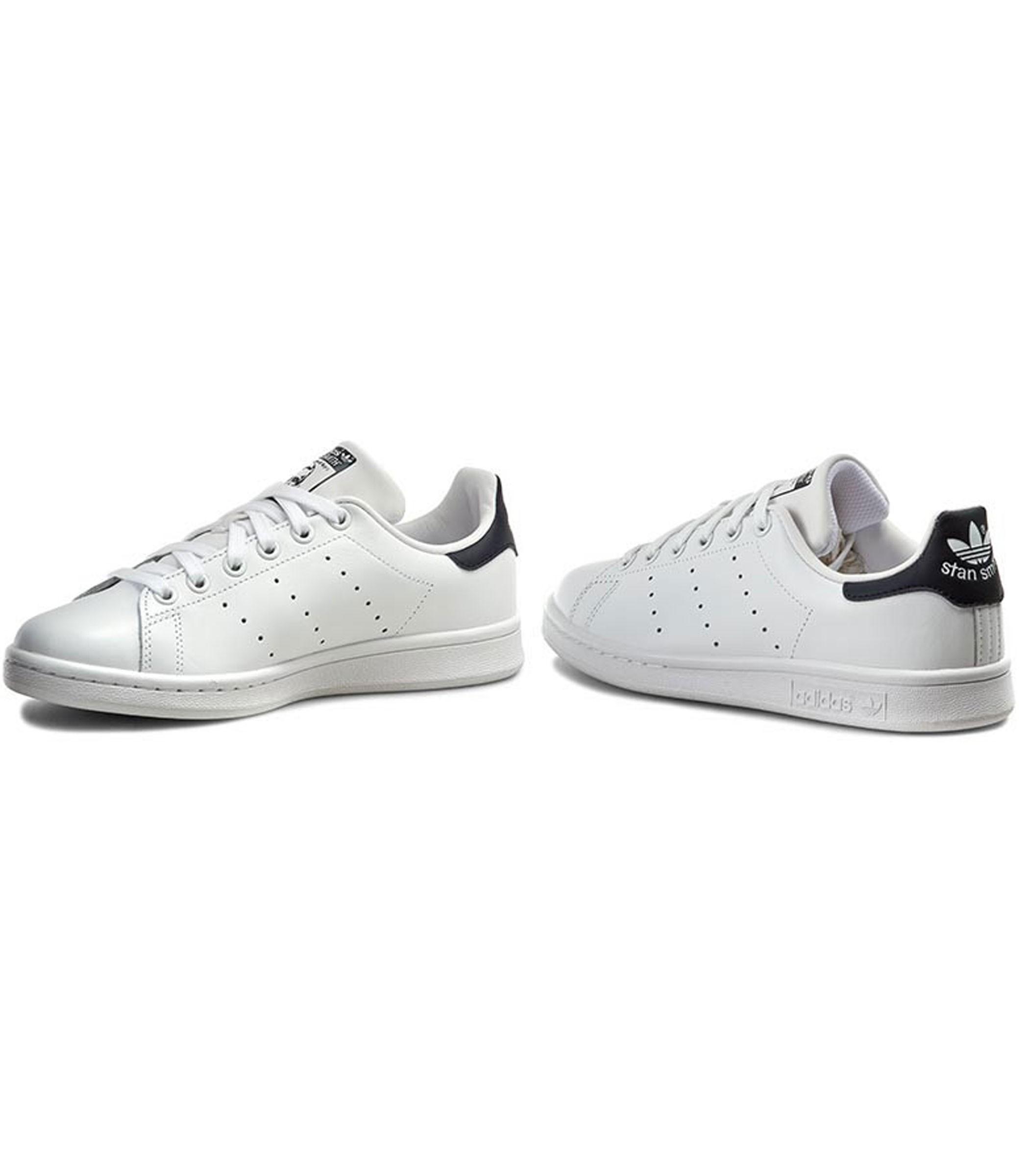 reputable site 45fa9 3a765 Scarpe Stan Smith Adidas da uomo bianco blu rif.M20325