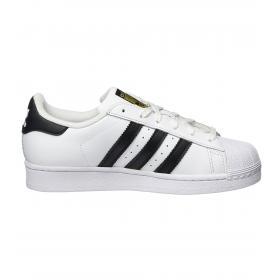 Scarpe Sneakers Adidas SUPERSTAR J da ragazzo/ragazza rif. C77154