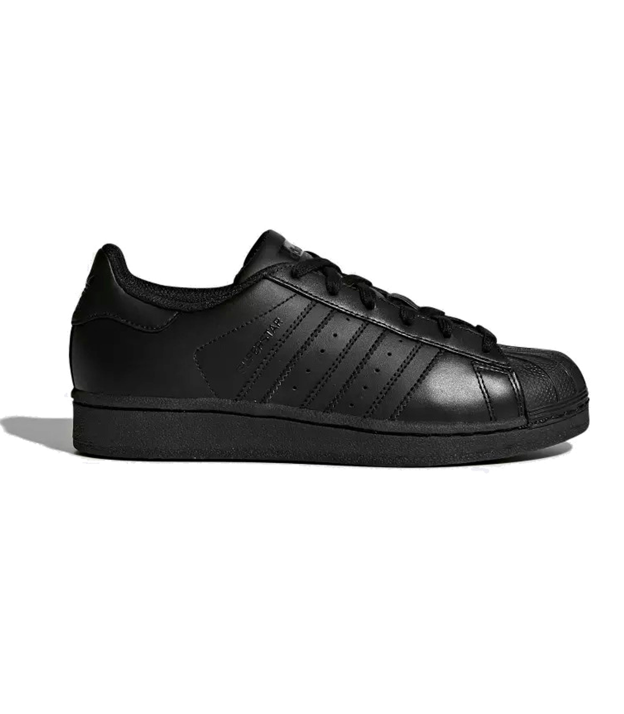 official photos 74013 a352f Scarpe Sneakers Adidas SUPERSTAR FOUNDATION J da ragazzo ragazza rif.