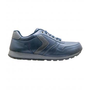 Scarpe sneakers da uomo basse Baci e Abbracci in simil pelle Rif. ASJJLL102