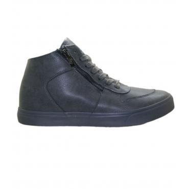 Scarpe sneakers da uomo a collo alto Baci e Abbracci con cerniera Rif. ASJHM16027