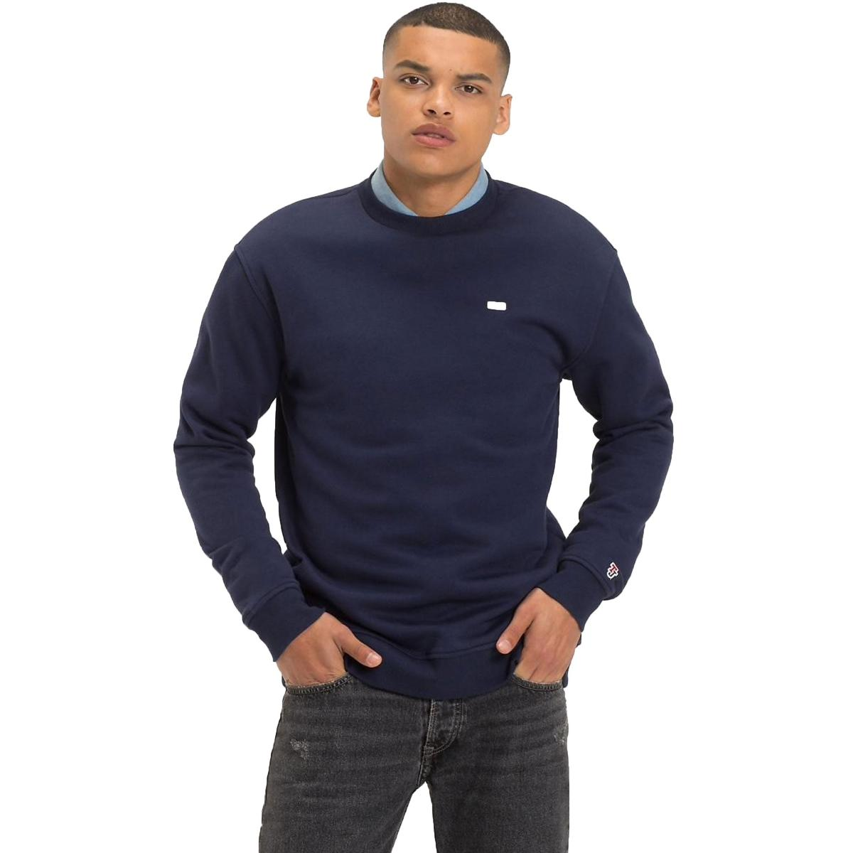 Felpa girocollo Tommy Jeans Classics da uomo rif. DM0DM04469
