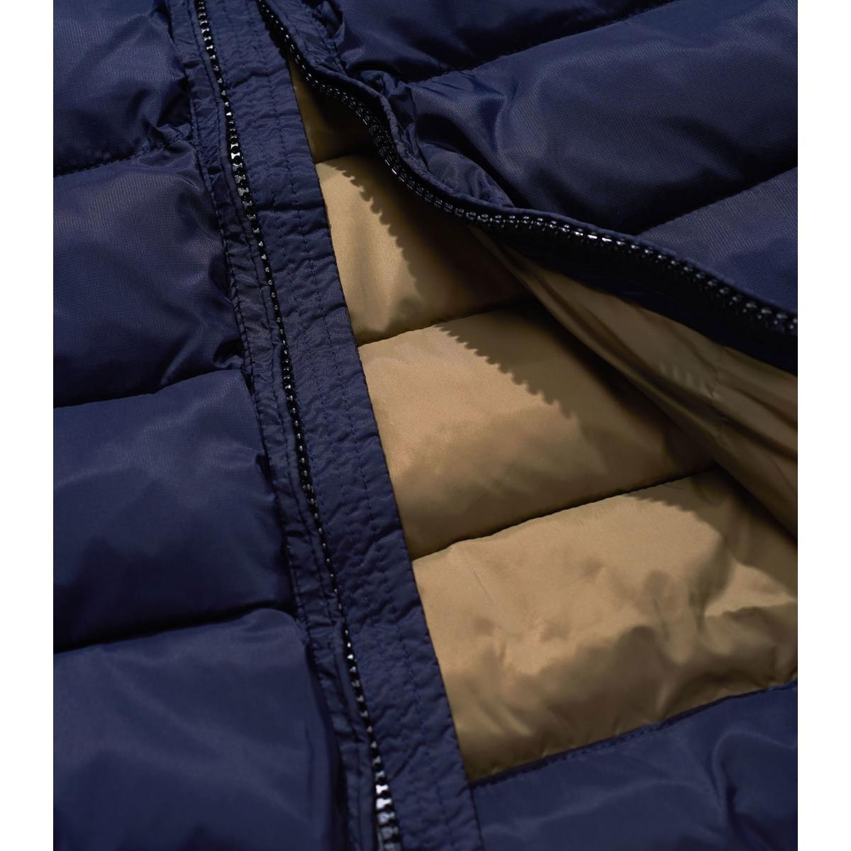 Giubbotto uomo Blauer USA con cappuccio in nylon rif. 18WBLUC02108 005052