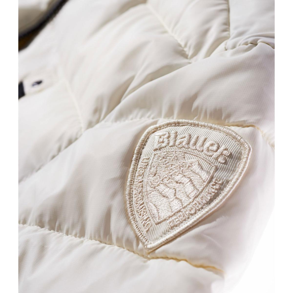 Giubbotto Piumino da donna Blauer USA Con Cappuccio Imbottito Rif. 18WBLDC02118-005052