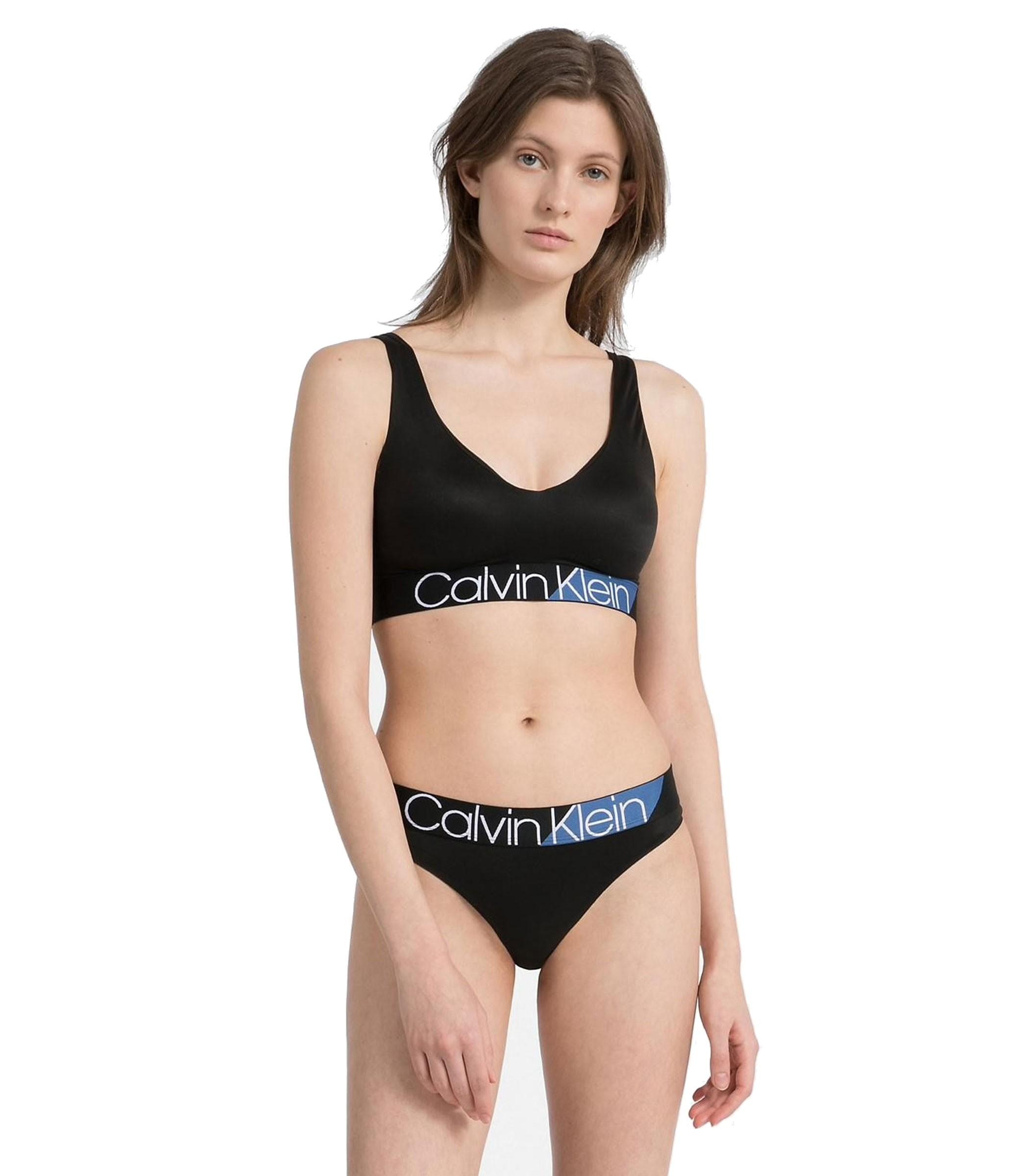 Acquista autentico goditi il miglior prezzo alta qualità Bralette reggiseno Calvin Klein Underwear da donna rif ...