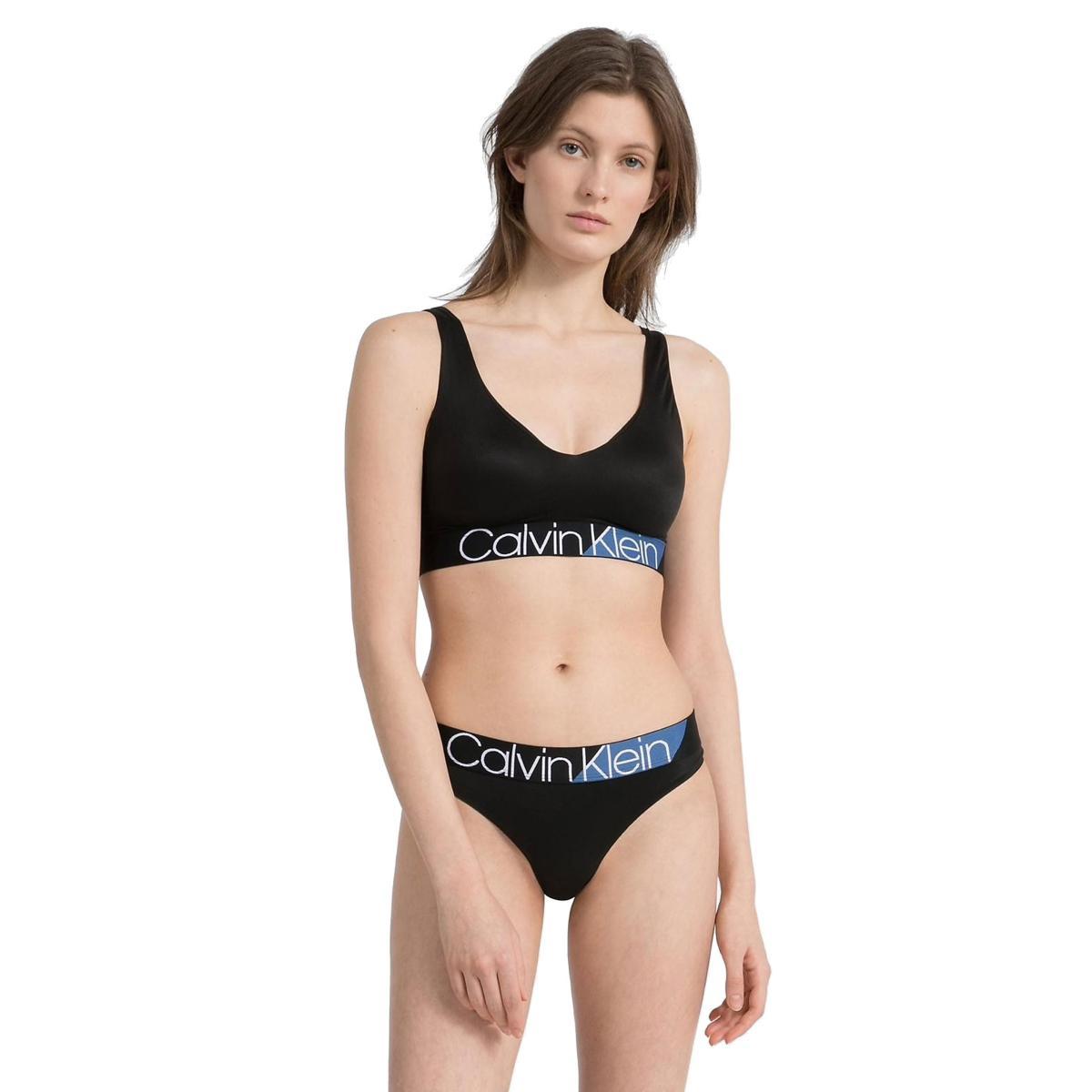 Perizoma intimo Calvin Klein Underwear da donna rif.000QF4937E