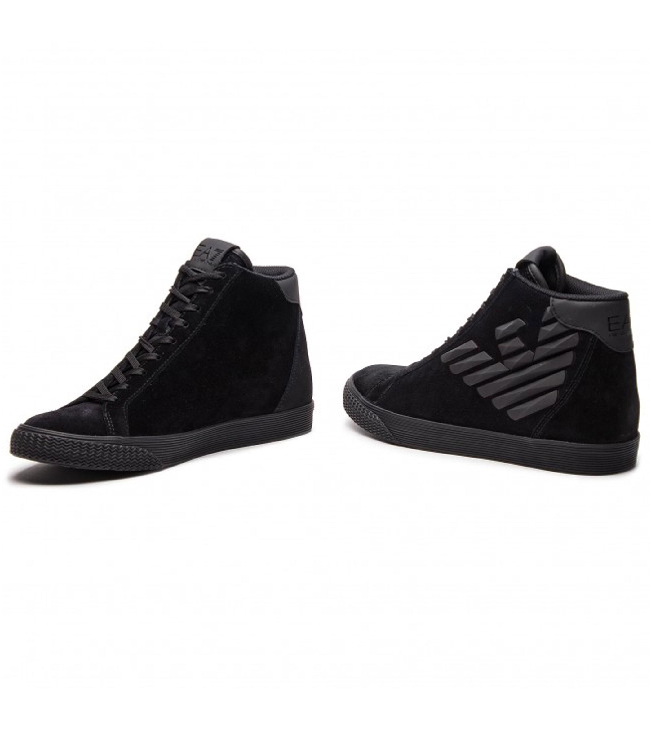 Scarpe Sneakers Emporio Armani EA7 unisex rif. X8Z005 XK007 ad782e95c67