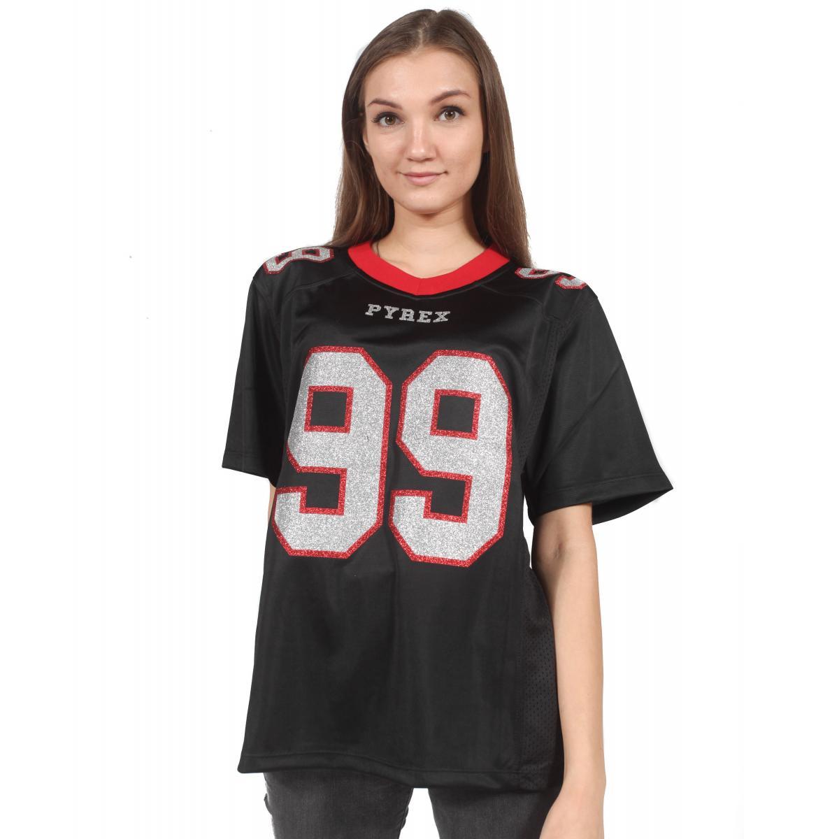 T-shirt Maglia Pyrex da Football da donna rif.18IPC34425