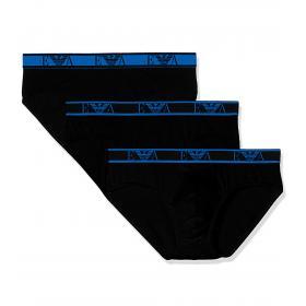 Slip Emporio Armani Underwear 3 pezzi rif. 111734 8a715