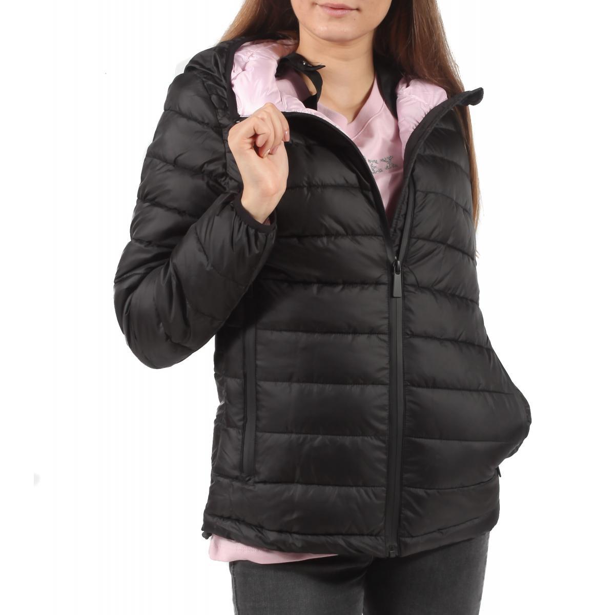 Giubbotto piumino Pyrex da donna con cappuccio rif. 18IPB34278
