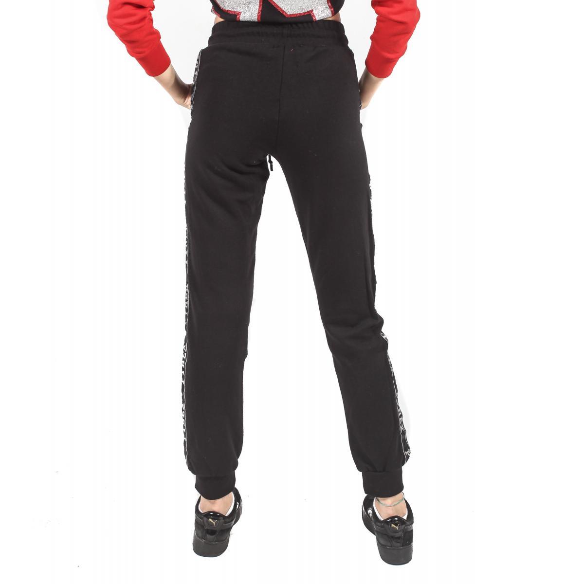 Pantalone tuta Pyrex con logo da donna rif. 18IPC34413