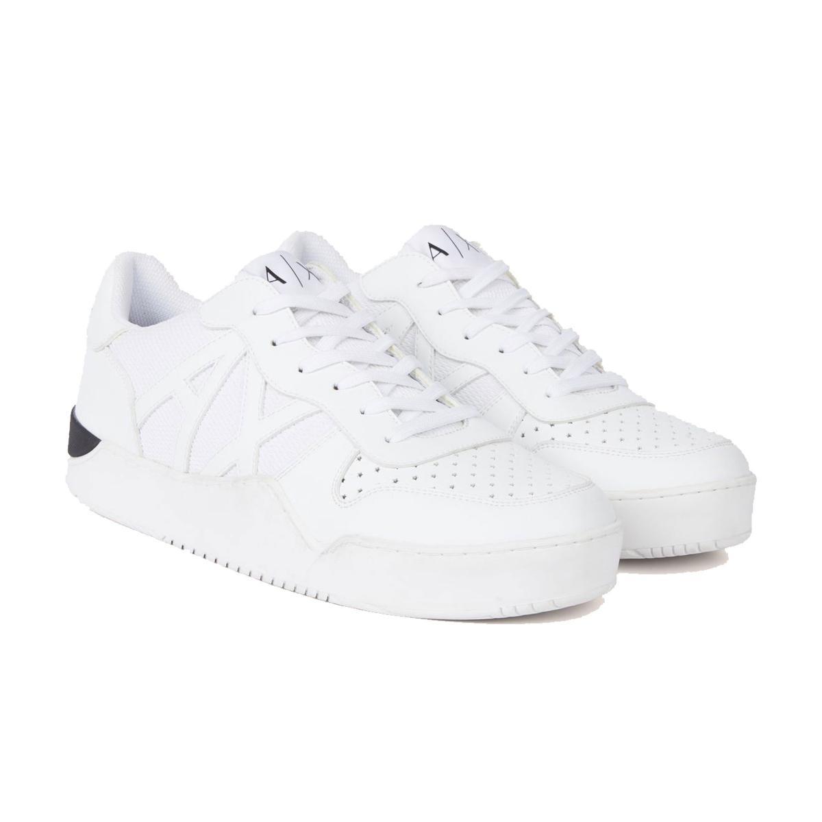Scarpe Sneakers Armani Exchange da uomo rif. XUX009 XV012