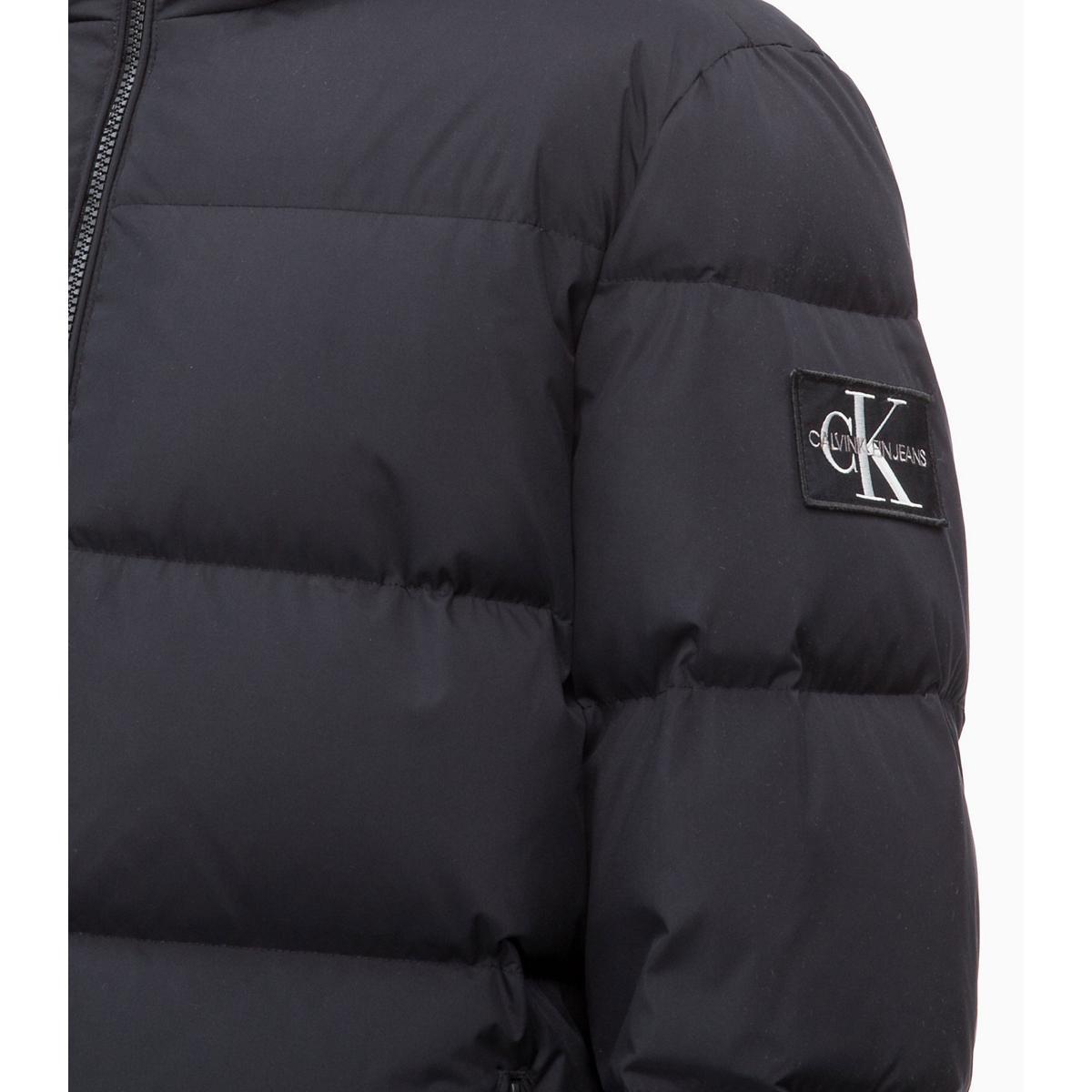 Giubbotto Piumino Calvin Klein Jeans con cappuccio da uomo Rif. J30J309487