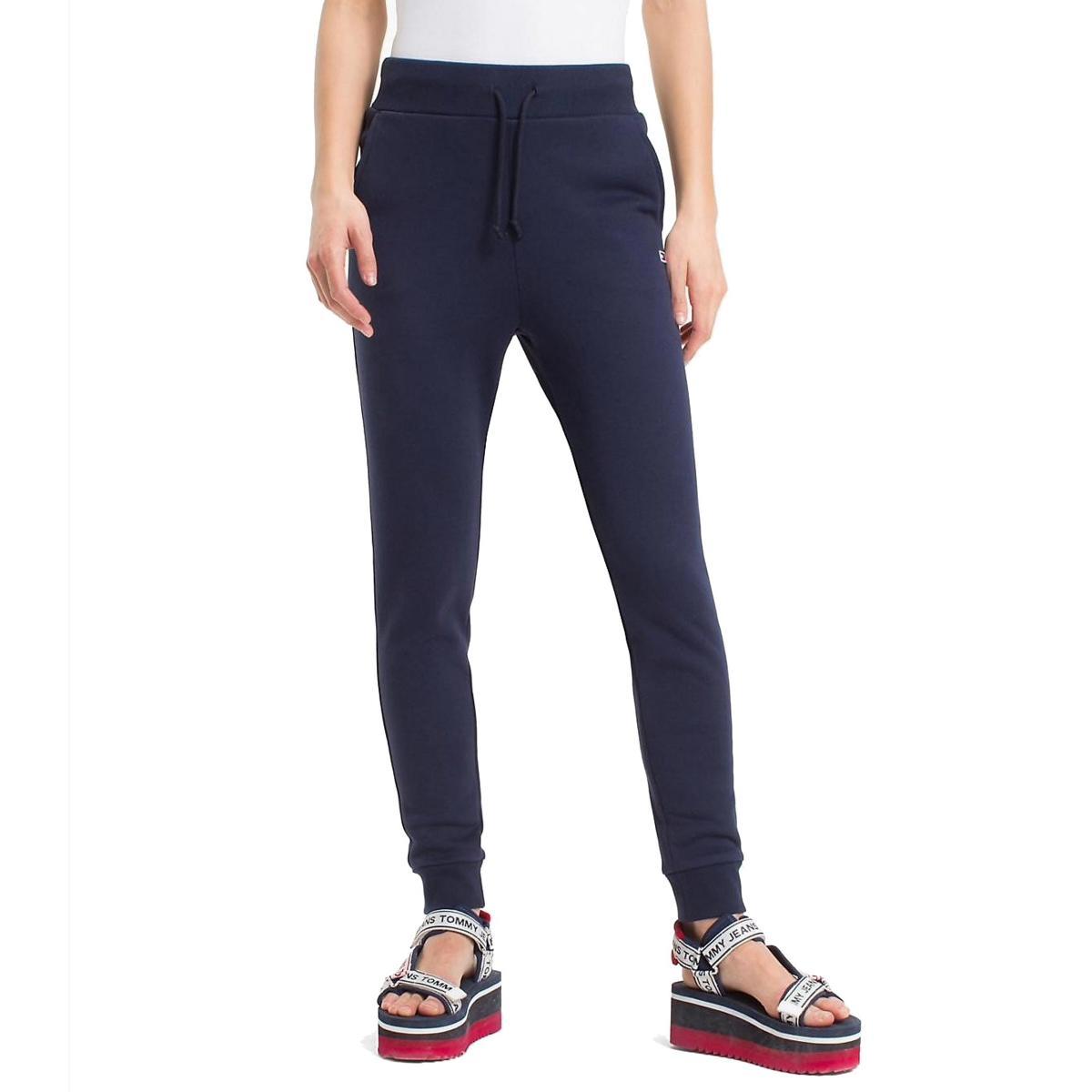 Pantalone Joggers Tommy Hilfiger Jeans Classics da donna rif. DW0DW04575