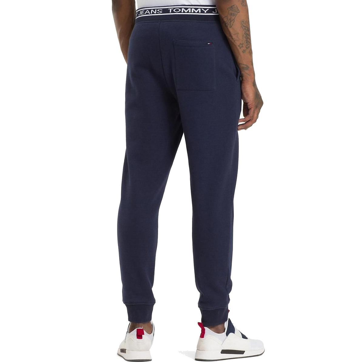 Pantalone Joggers Tommy Hilfiger Jeans da uomo rif. DM0DM05115
