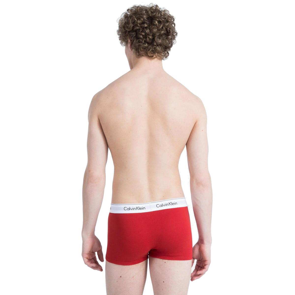Boxer Calvin Klein Underwear aderenti in confezione da 2 da uomo rif. NB1393A