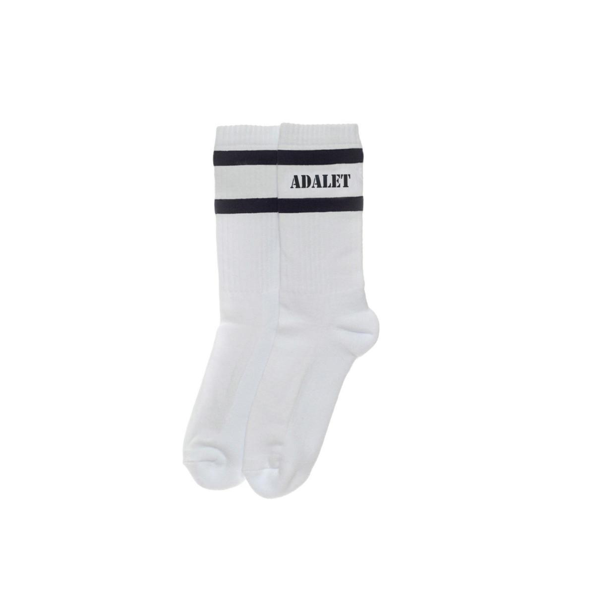 Calzini Streetwear Socks ADALET black unisex rif. AC02