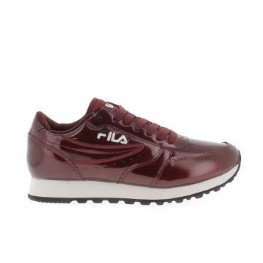 Scarpe Sneakers FILA ORBIT F LOW WMN da donna rif. 1010454.40K